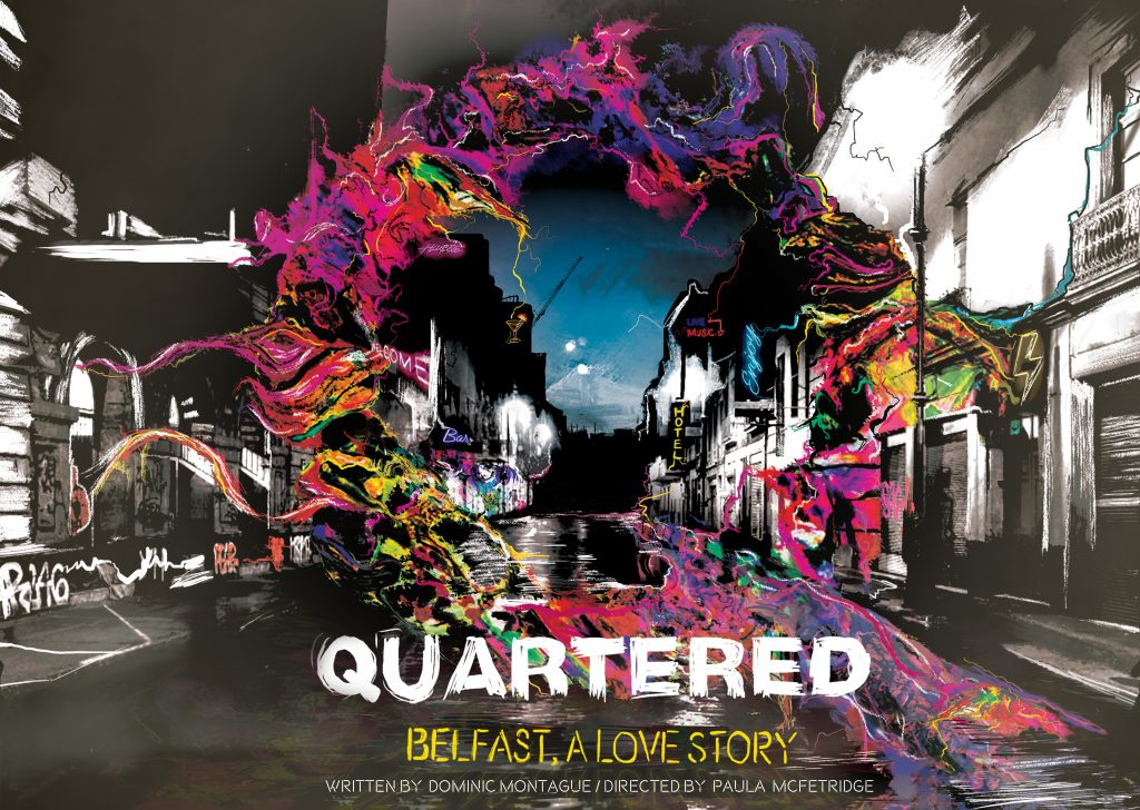 Quartered: Belfast, A Love Story Feature Image