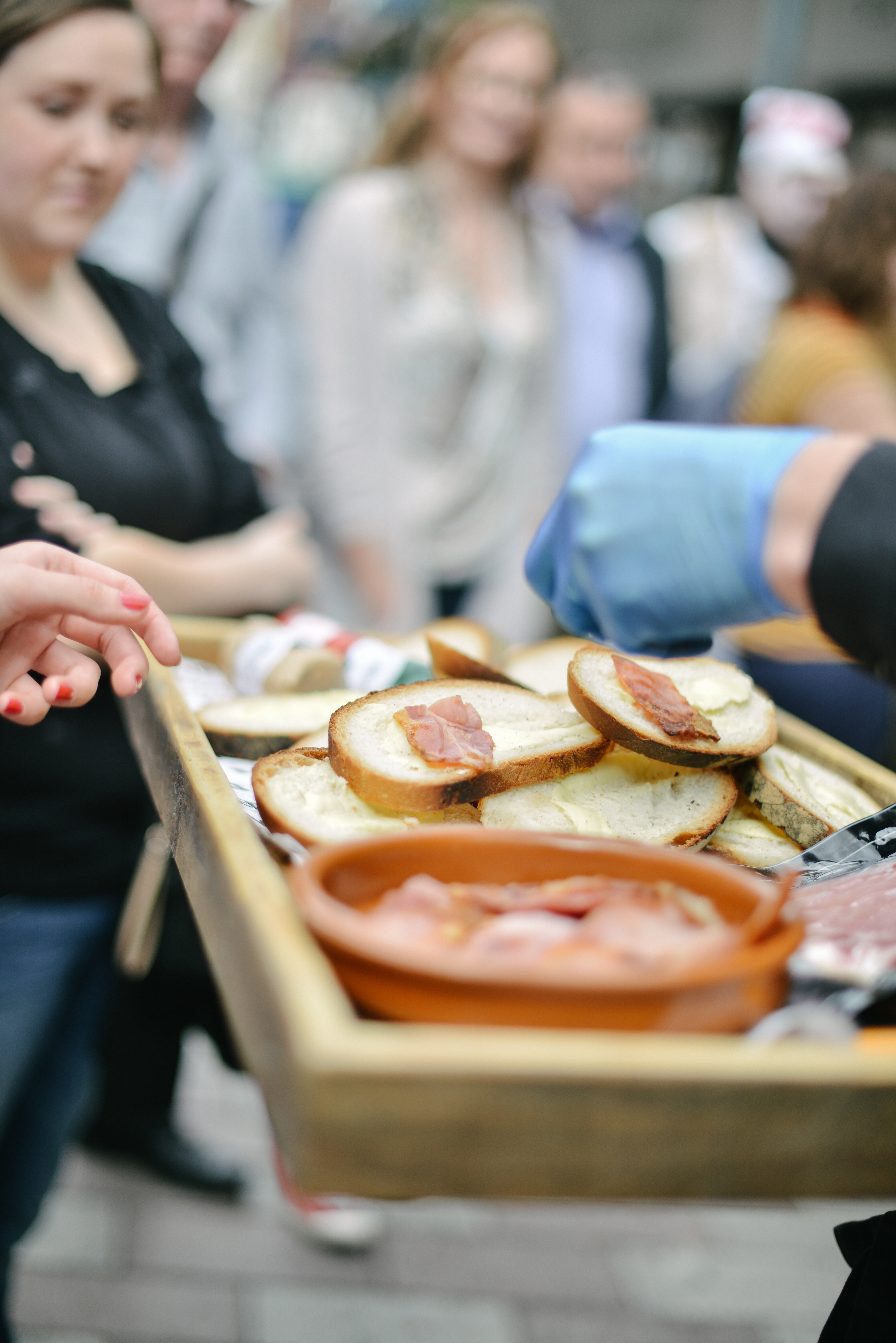 Belfast Bred, Belfast's only theatrical walking food tour Gallery Image