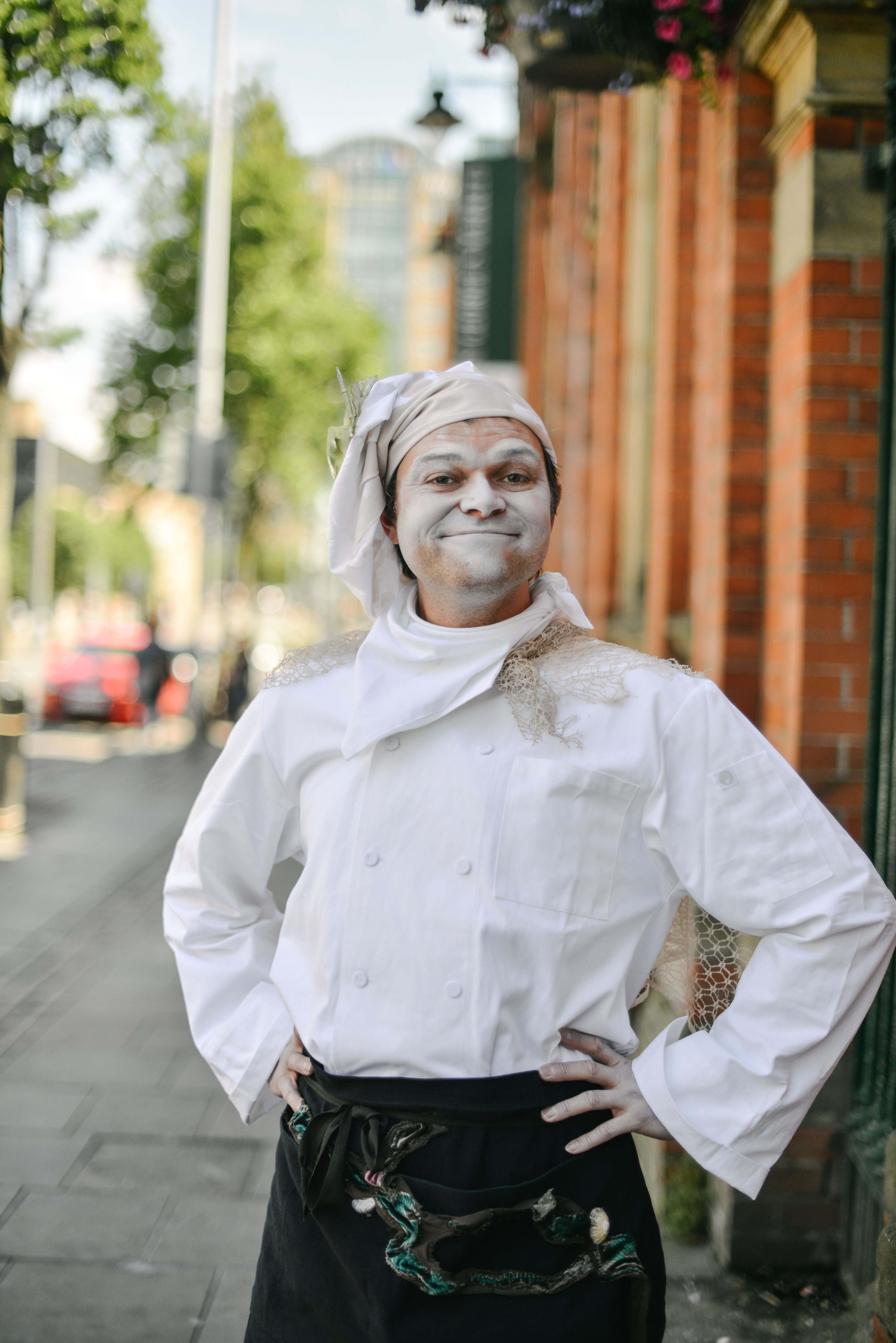 Belfast Bred, Belfast's only theatrical walking food tour Feature Image