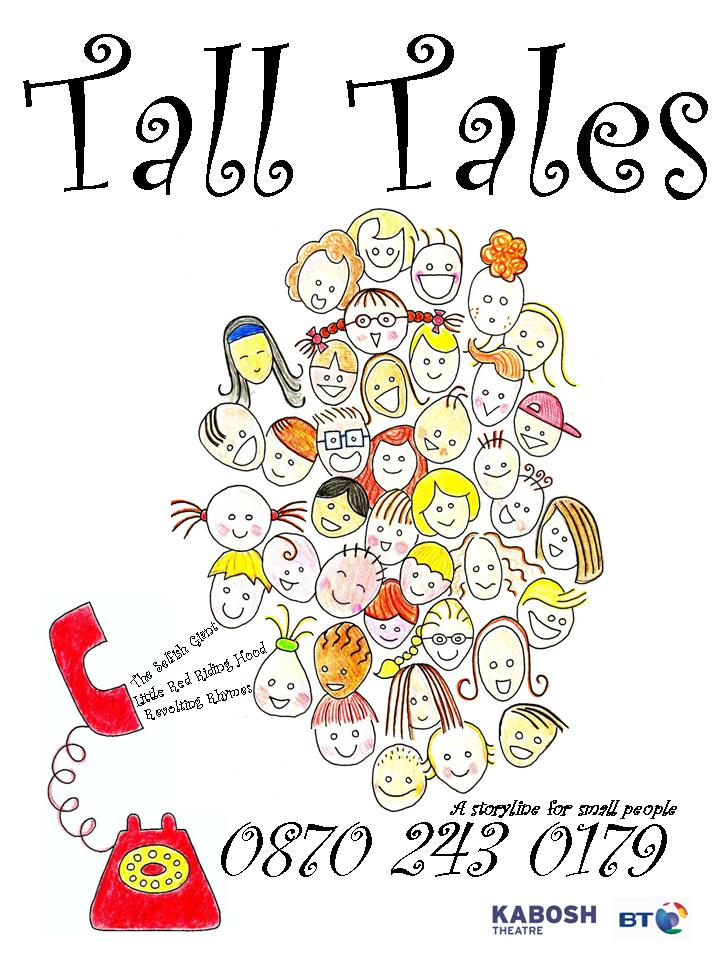 Tall Tales… for small people Gallery Image